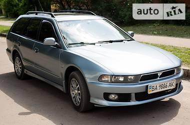 Mitsubishi Galant 2.5i 2001