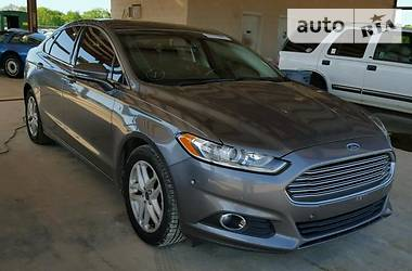 Ford Mondeo FUSION 2014