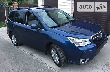 Subaru Forester TOP FULL 2014