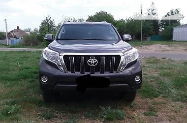 Toyota Land Cruiser Prado 150 2013