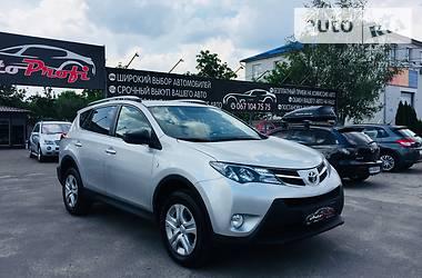 Toyota Rav 4 2.5 4WD 2015