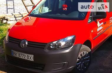 Volkswagen Caddy пасс. 1.6 TDI maxi 75kw 2011