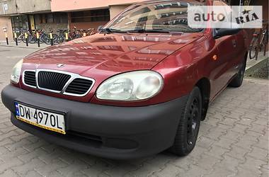 Daewoo Lanos 86 л.с 1999