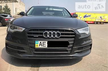 Audi A6  TDI Quatro S-line 2014