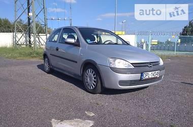 Opel Corsa 1.0i 58KC 2002