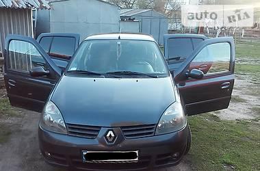 Renault Clio Symbol 2006