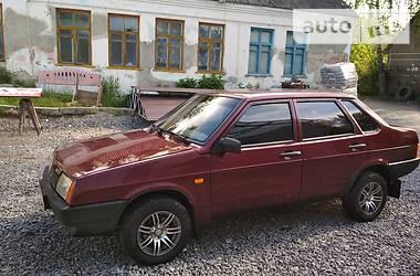 ВАЗ 21099 GAZ 4 2007