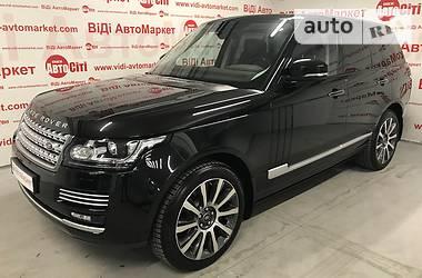 Land Rover Range Rover Autobiographi 2017