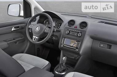 Volkswagen Caddy пасс. Edition 30 2013