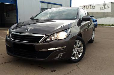 Peugeot 308 New 1.6 HDi Active 2015