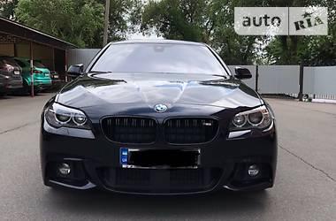 BMW 525 M 2014