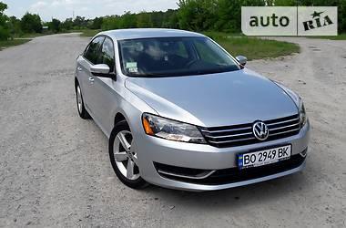 Volkswagen Passat B7 S 2012