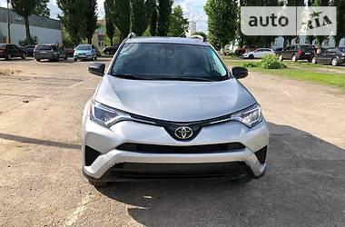 Toyota Rav 4 LE 2017