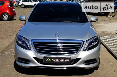Mercedes-Benz S 350 L BlueTec 2014