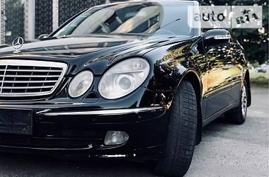 Mercedes-Benz E 320 ELEGANCE 2003