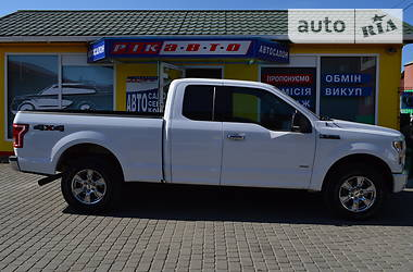 Ford F-150 2.7EcoBoost 2016