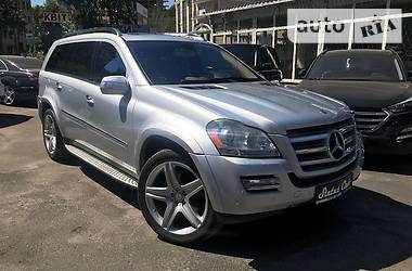 Mercedes-Benz GL 500 ///AMG Full 2011
