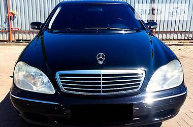 Mercedes-Benz S 500 2003