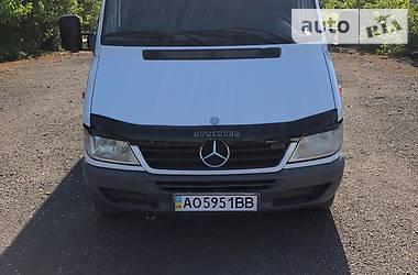 Mercedes-Benz Sprinter 313 груз. 2.2 cdi 2004