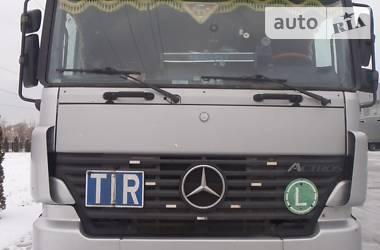 Mercedes-Benz 2544 2540 2002