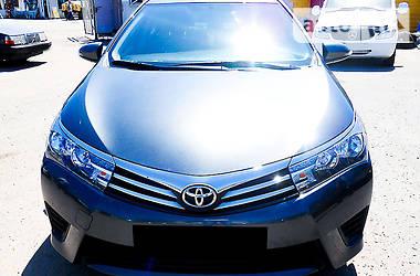 Toyota Corolla 1.6 2016