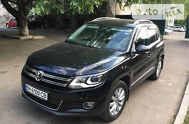 Volkswagen Tiguan Spotr 2012