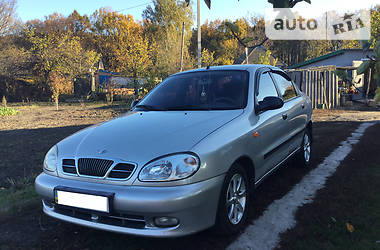 Daewoo Lanos 1.5 SE 2007