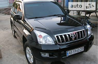 Toyota Land Cruiser Prado  2.7 VVTi 2005