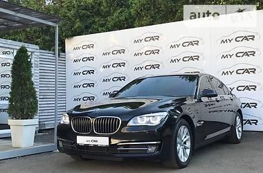 BMW 730 D X-Drive 2014
