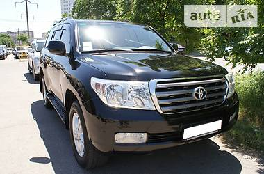 Toyota Land Cruiser 200 2007