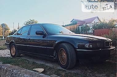 BMW 740 є38 1996