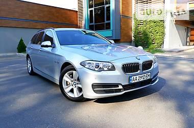 BMW 525 2014