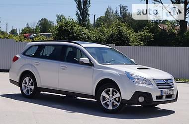 Subaru Outback 2.0D FULL 2014