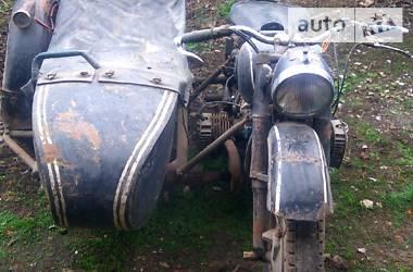 ИМЗ (Урал*) М-72 M72 1960