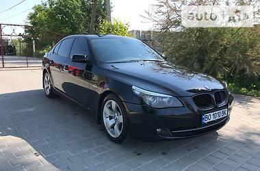 BMW 525 Restyling 2008