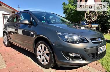 Opel Astra J Sport tourer ecoflex 2015