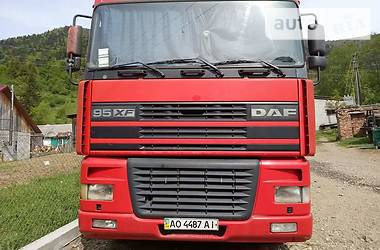Daf 95 XF 2002