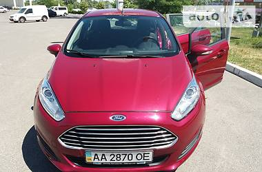 Ford Fiesta EcoBoost 2013
