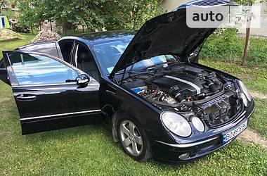 Mercedes-Benz E 320 4MATIK Avangarde 2004