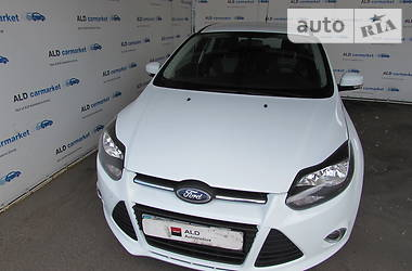 Ford Focus 1.0 M/T Trend 2013
