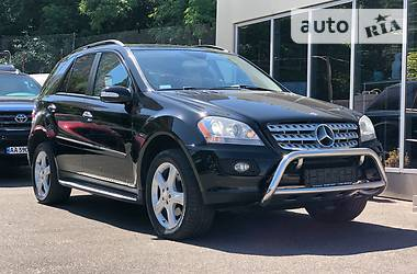 Mercedes-Benz ML 350 Premium 2007