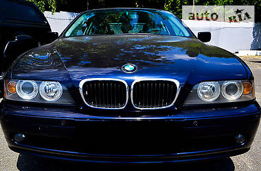 BMW 525 2.5 2000