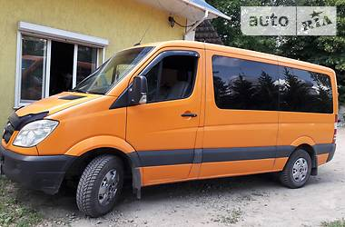 Mercedes-Benz Sprinter 213 пасс.   8+1 2007