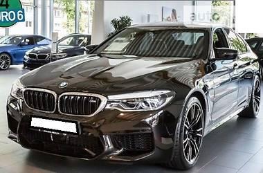 BMW M5 4.4 xDrive 2017
