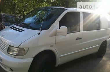 Mercedes-Benz Vito груз.-пасс. 2001