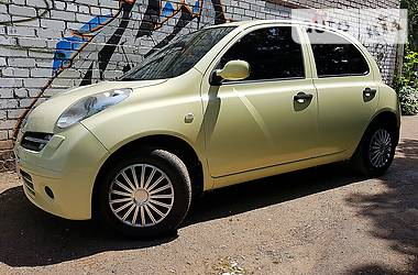 Nissan Micra Automatic 2006