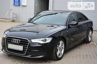 Audi A6 TDI S-Line 2012