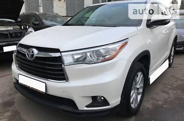 Toyota Highlander 2.7 2016