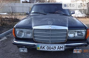 Mercedes-Benz 240 1986