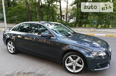 Audi A4 2.0 TFSI 2011